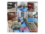 Sewa Harian, Bulanan, Tahunan / Jual Apartemen Bassura City Jakarta Timur - Studio, 2 & 3 Bedrooms Furnished & Unfurnished