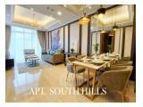 Disewakan Apartemen South Hills Kuningan Jakarta Selatan - 1 Bedrooms Size 68 m2 Full Furnished Siap Huni, Nego Until Done by Marketing In House
