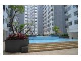 Sewa Apartemen Murah Jarrdin Bandung - 1 Bedrooms Furnished, Free Wi-Fi & TV Cable Lokasi Dekat Dago, ITB & Lembang