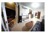 Disewakan Apartemen Syariah 2 Bedrooms Furnished - Unit Baru City View di Gateway Pasteur Bandung