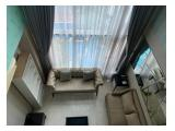 Jual Apartemen Casa Grande Residences Jakarta Selatan - Fully Furnished 3 Bedrooms + Study & Maidroom - Loft Type, Harga Termurah 4,5M Nego