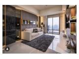 Dijual 2BR Apartemen The Accent Bintaro Tangerang Selatan - Semi Furnished
