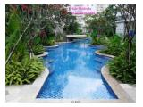 Disewakan / Dijual Apartemen Puri Park Residences Puri Indah Jakarta Barat - Semi-Furnished 3+1 Kamar Tidur 145 m2