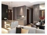 Disewakan Apartemen Residence 8 Senopati - 1 / 2 / 3 / 4 BR Full Furnished & Semi Furnished