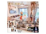 Jual Apartemen Sky House BSD Tangerang - Free Furnished The Singapore Living