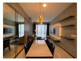 Sewa Apartemen Marigold Navapark BSD Tangerang - Premium Full Furnished Luxury 2 Bedrooms 91 m2