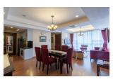 Dijual / Disewakan Apartemen Kemang Village Jakarta Selatan Tower Infinity, Pet Allowed - 2 BR 2 Bathrooms 113 m2 Private Lift