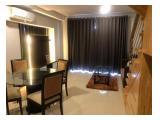 Jual Cepat Apartemen Maqna Residence Kebon Jeruk Jakarta Barat - Loft House Fully Furnished 2 Bedrooms 70 m2