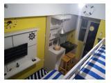 Sewa Unit Studio Harga Murah Apartemen Green Lake View Ciputat - Full Furnished Plus Fasilitas Super Lengkap