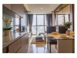 Apartment Ciputra World Jakarta 2 Disewakan, The Orchard & The Residence Tower - 1 & 2 Bedrooms Luxurious Full Furnished