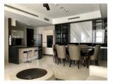 Sewa Apartemen Ciputra World 1 The Residences Ascott (My Home) Jakarta Selatan - 2 BR / 3 Bedrooms Luxurious & Modern Unit