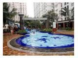 Sewa Apartemen Kalibata City Jakarta Selatan - Green Palace Tower Lotus & Sakura - Studio Full Furnished, Direct Owner (Bulanan & Tahunan)