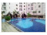 Sewa Apartemen Bassura City Jakarta Timur Bulanan & Tahunan - Tower Flamboyan & Geranium - Studio Full Furnished (Direct Owner)
