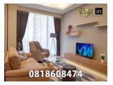 Disewakan Apartemen Pondok Indah Residences (PIR) Jakarta Selatan - Ready All Type 1 / 2 / 3 Bedrooms Fully Furnished Ready to Move-In
