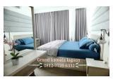 Disewakan Harian / Mingguan Apartemen Grand Kamala Lagoon Bekasi  - Type Studio / 2 BR Fully Furnished Free WiFI