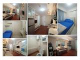 Dijual & Disewakan Apartemen Bassura City Jakarta Timur Harian / Bulanan / Tahunan - Ready Unit Studio / 1 / 2 / 3 Bedrooms Furnished & Unfurnished