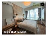 Dijual / Disewakan Setiabudi Sky Garden Apartment Jakarta Selatan - Ready to Move-In - Ready All Type 2 / 3 BR Fully Furnished