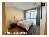 Disewakan Apartement Senopati Suites Jakarta Selatan Any Tower / Any Floor - Available All Type 2 / 3 / 3+1 / 4 BR Fully Furnished and Unfurnished