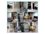 Disewakan Studio Full Furnished Apartemen Tamansari Semanggi Jakarta Selatan -  Good Furnished & View