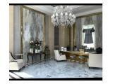 Disewakan Harian Apartemen Art Deco Luxury Ciumbuleuit Bandung - Studio / 1 / 2 BR Lantai 9 Private Jacuzzi Best View Timur