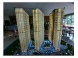 Jual Apartement Pacific Garden Alam Sutera Tangerang - 1 BR Hunian / Investasi Terbaik di Alam Sutera