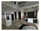 Jual St. Moritz Apartment Jakarta Barat Presidential Tower 3 Bedrooms 158 m2 Full Furnished Lantai Bagus