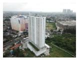 Jual Apartemen Thamrin Distric Residence Bekasi - 2 BR Unfurnished 37 m2