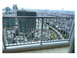 Dijual Apartemen Callia Pulomas Jakarta Timur Lantai 39 - 2 BR Unfurnished 64 m2