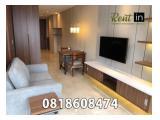 Disewakan Apartemen Branz Simatupang Cilandak, Jakarta Selatan - Ready To Move In - Available All Type 1 / 2 / 3 BR Fully Furnished
