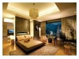 Disewakan & Dijual Apartemen Kempinski Grand Indonesia Jakarta Pusat - Full Furnished 2 / 3 / 3+1 Bedrooms