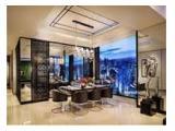 Sewa & Jual Apartemen Anandamaya Residences Jakarta Selatan - All Brand New 2 / 3 / 4 Bedrooms Full Furnished
