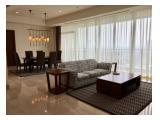 Sewa & Jual Apartemen Pakubuwono View Jakarta Selatan - 2 & 3 Bedrooms Full Furnished
