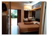 Sewa Apartment Mediterania Garden Residences 2 Jakarta Barat - Full Furnished Tower J, Lantai 1, J3, Ukuran Studio