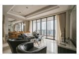 Jual & Sewa Apartemen District 8 Senopati Kebayoran Baru, Jakarta Selatan - 1, 2, 3, 4+1 Bedrooms Full Furnished