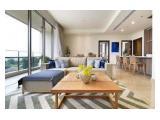 Disewakan & Jual Apartemen Pakubuwono Spring di Kebayoran Lama Jakarta Selatan - Fully Furnished 2+1 Bedrooms 148 m2