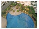 Dijual Apartemen Gateway Pasteur Cicendo Bandung - 1 Bedrooms Semi Furnished 33 m2