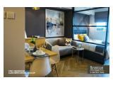 Dijual Apartemen Silktown Tangerang Selatan - 1 Bedrooms 25.42 m2 Furnished & Unfurnished