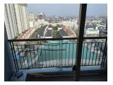 Disewakan / Dijual Apartement Gading River View MOI Kelapa Gading Jakarta Utara - 2 / 2+1 / 3+1 KT (City Home, Frenchwalk, Gading Resort, The Villas)