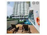 Disewakan Apartemen Bintaro Icon Tangerang Selatan - Fully Furnished Cozy & Private Studio Deluxe