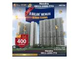 Jual Apartemen Sky House BSD+ Cisauk Tangerang - Tower Leonie Type Studio 20 m2
