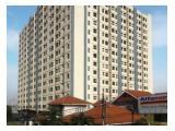 Jual BU Apartemen Menara Cawang di Jakarta Timur - 2 BR Unfurnished 33 m2