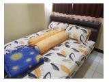 TOTAL DP 10 JUTA SAJA! - Jual Murah Apartemen Sentra Timur Residence Jakarta Timur 1 BR Furnished