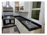 Dijual Apartemen Kedoya Elok Kebun Jeruk Jakarta Barat - 3+1 BR Semi Furnished