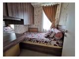 Sewa / Jual Apartemen Bassura City Jakarta Timur - 3 Bedrooms 48 m2 Full Furnished (Di Atas Mall)