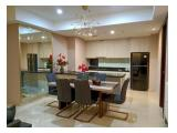 Jual Apartemen Casa Grande Residence Phase II Jakarta Selatan - Tower Angelo with Private Lift 3 BR Fully Furnished