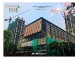 Dijual Apartemen Transpark Bintaro Tangerang Selatan A Vibrant Superblock at CBD Bintaro - 1 Bedroom 25.64 m2