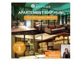 Jual Apartement Siap Huni 1 & 2 Bedrooms Unfurnished & Furnished - The Avenue Parkland Tangerang Selatan