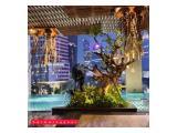 Best Price & Brand New Apartement Sudirman Suite Jakarta - Strata Tittle, The First Apartement in Heart Sudirman & Beside MRT Jakarta (3 BR 62.42 Sqm)