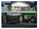 Dijual Rumah Kontrakan 10 Pintu Strategis di Jalan Bakti Jakarta Utara
