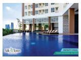 Jual Apartemen Silk Town Residences Siap Huni Tower Alexandria - Harga Terjangkau Cicilan 3 Juta Lokasi Strategis di Bintaro Alam Sutera